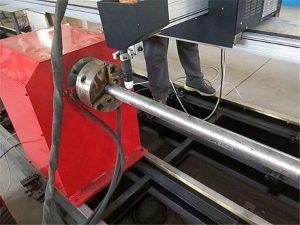 2017 Новий портативний верстат для плазмових металевих труб, машина для різання металевих труб з ЧПУ