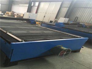 Гарячий продаж металевого різання нержавіючої сталі з вуглецевої сталі 100 АЦП плазмовий різак 120 плазмовий різальний верстат