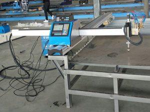 Китай постачальник швидкої швидкості портативний ЧПУ плазмовий різальний апарат Китай
